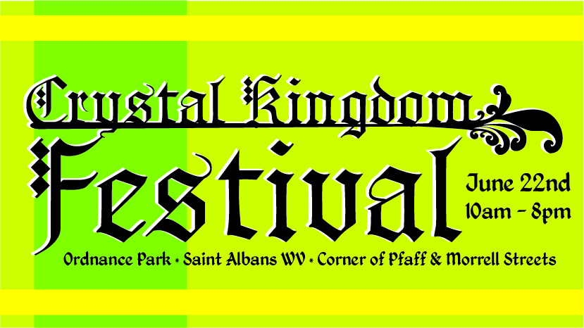Crystal Kingdom Festival Facebook Banner 2019