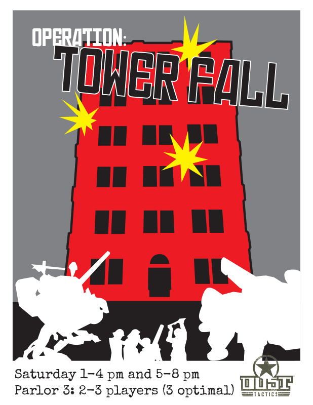 Towerfall Flyer